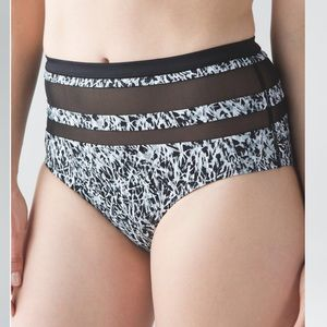 lululemon athletica Swim - Lulu Go With The Flow high waist swim bottom